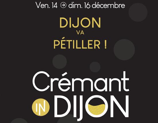 Crémant in Dijon