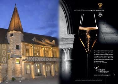 Le Crémant de Bourgogne mécène du musée du vin de Bourgogne