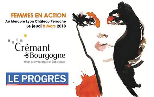 TROPHÉE FEMMES EN ACTION LE 8 MARS 2018